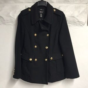 Beautiful Style & Co double breasted pea coat